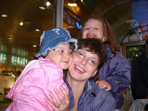 Daniela, Alžbeta and Amália